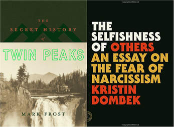 the selfishness of others twin peaks a secret history book