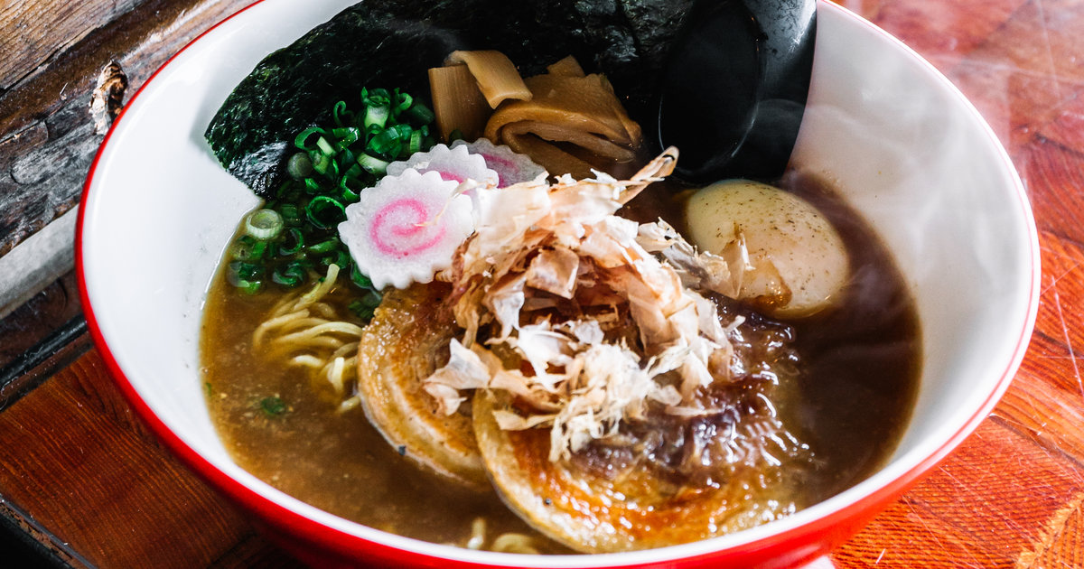 Best Ramen Restaurants In America Ramen Noodles Places
