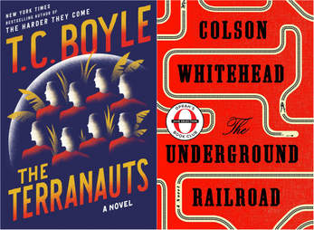 the terranauts underground railroad book