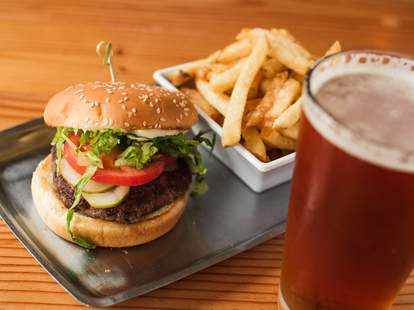 Feed Co. Burgers Redmond