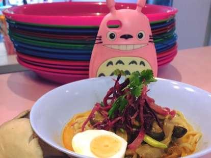 The Panda Noodle
