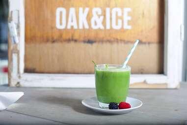 OAK & ICE
