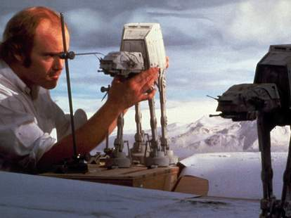 Star Wars History: Industrial Light and Magic's Amazing Special Effects -  Thrillist