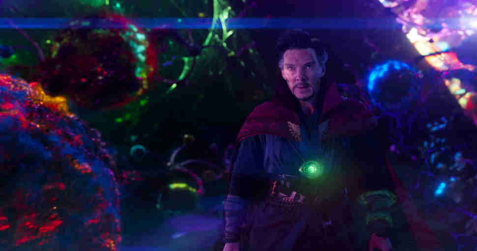doctor strange top film 2016