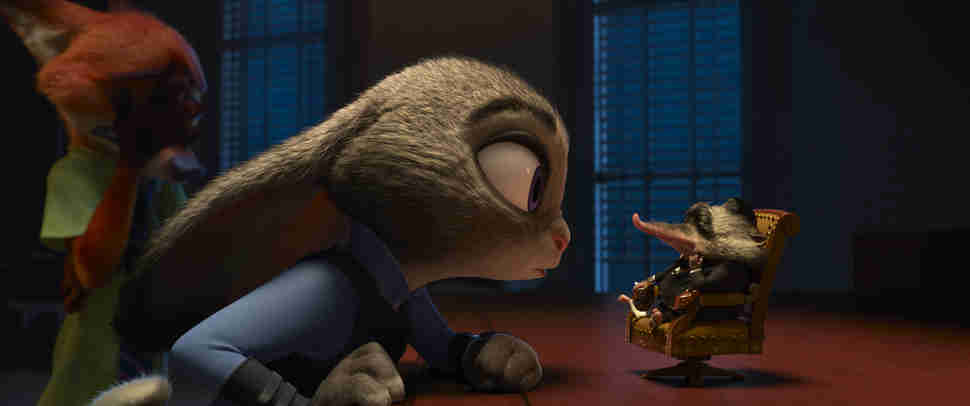 zootopia top films 2016