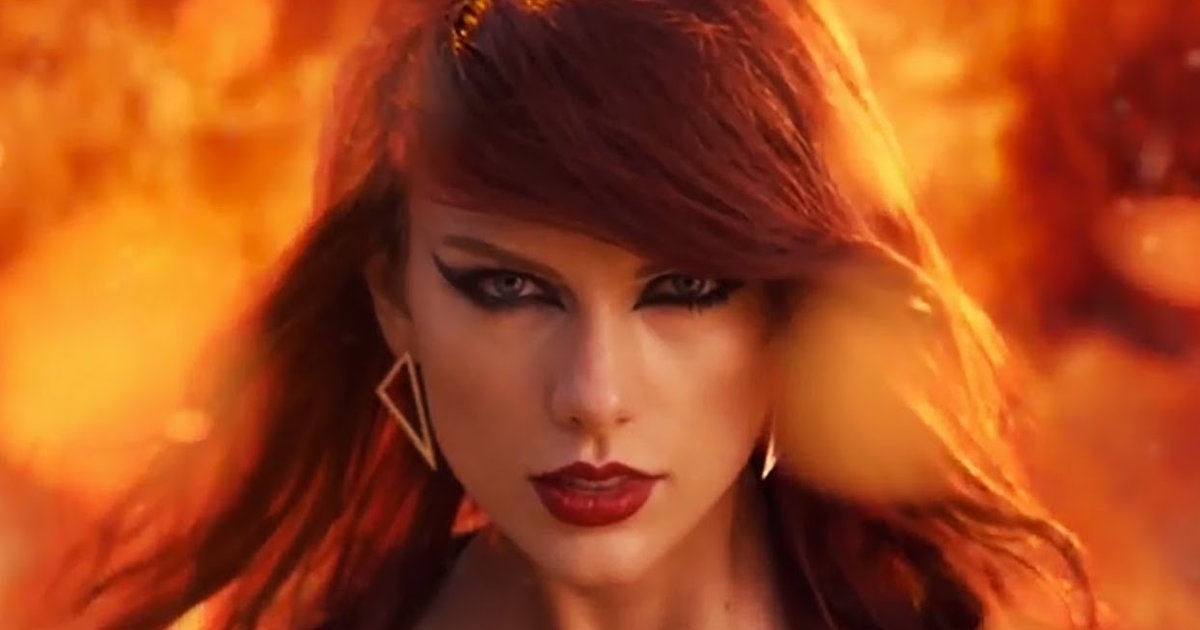 Little Girl Sings Taylor Swift