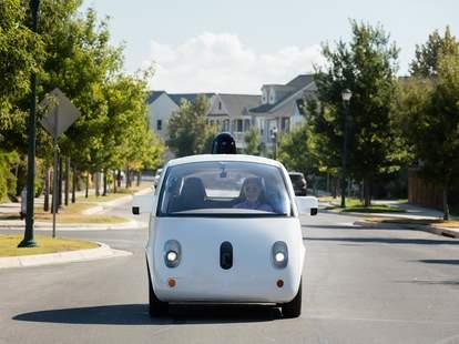Google's Self Driving Car Company is now Waymo