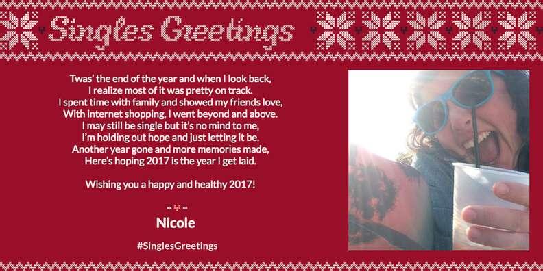Singles Greetings