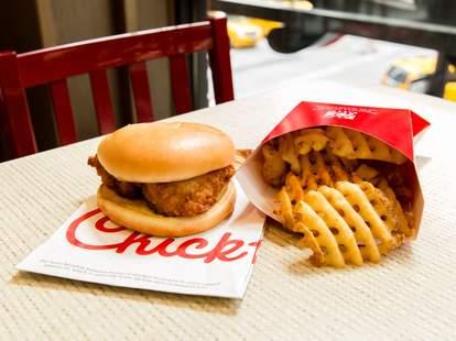 Chick-Fil-A Sandwich