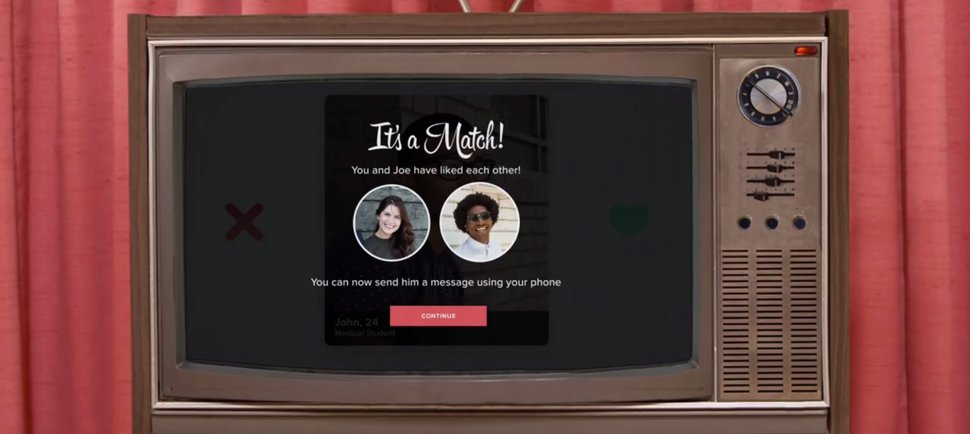 Tinder's New Apple TV App Is the Ultimate Party Game