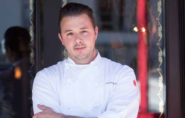 Meet Thrillist San Francisco's Chef of the Year: Adam Sobel of MINA Test Kitchen