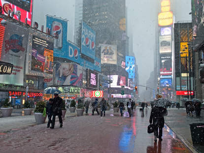 New York Winter Storm