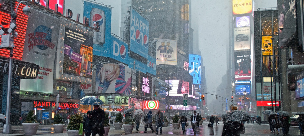 Bundle Up, New York! A Bone-Chilling Arctic Blast Is Headed This Way.