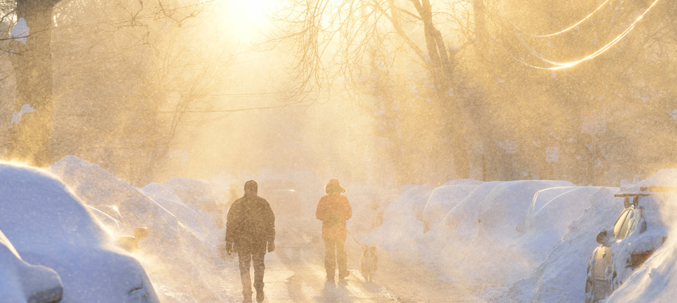 A Shit-Kicking Arctic Blast Is Coming This Weekend. Here's What You Need to Know.