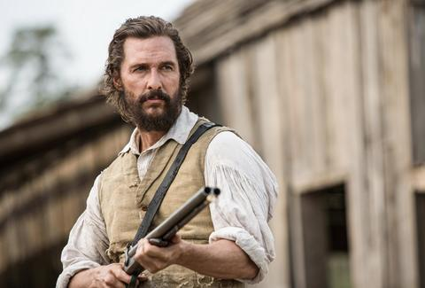 McConaughey in Free State of Jones