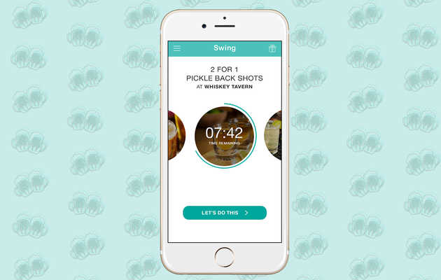 This New App Can Get You Free Drinks at the Bar
