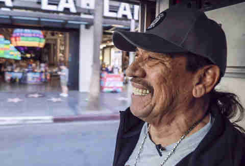 danny trejo and his taco truck