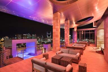L27 Nashville rooftop bar