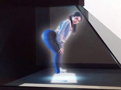 Hologram Porn