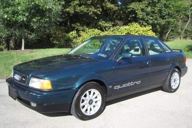 1993 Audi 90 CS Quattro