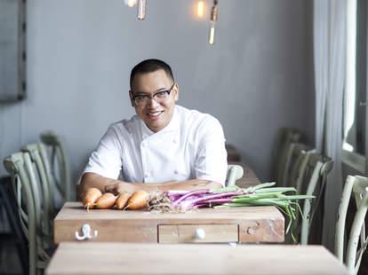 Justin Yu houston best chefs