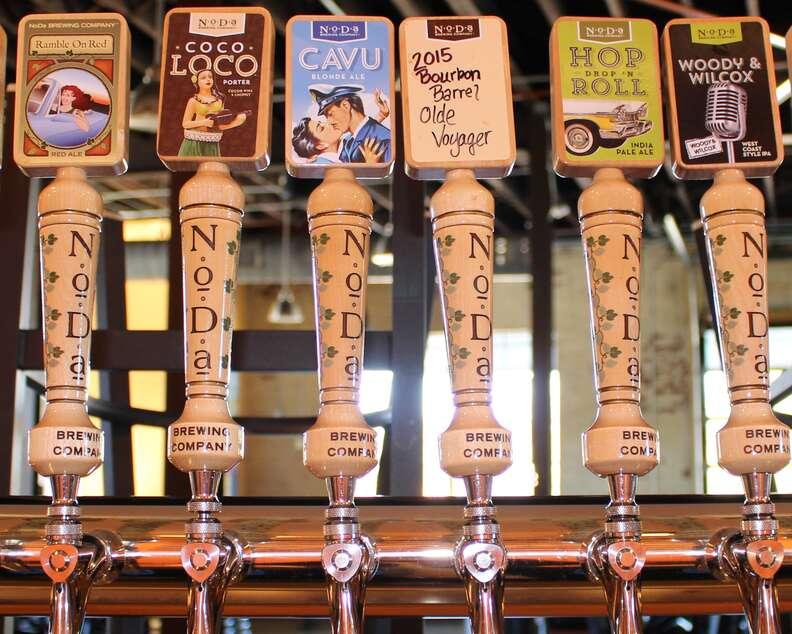 noda beer charlotte