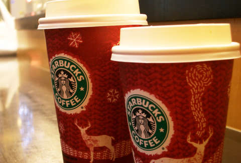 starbucks christmas cup