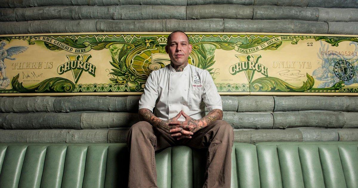 Best Charlotte Restaurant Chef Of The Year 2016 5churchs Jamie