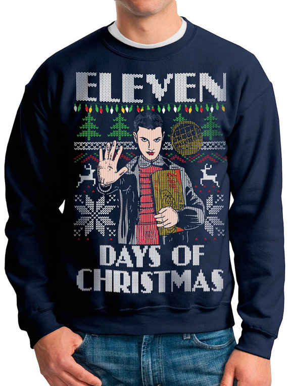 Best Ugly Christmas Sweaters Beyoncé Stranger Things More