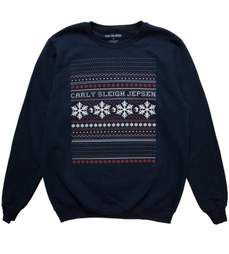 carly sleigh jepsen ugly christmas sweater