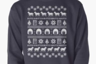 bob's burgers ugly christmas sweater