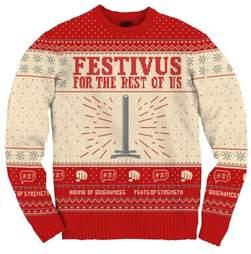 festivus ugly christmas sweater
