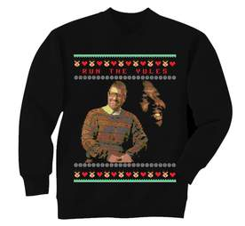 run the jewels ugly christmas sweater