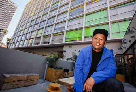 Roy Choi, Los Angeles