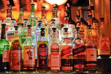 liquor cleveland