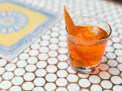 liquor cocktail