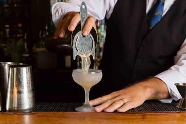 liquor cocktail bar