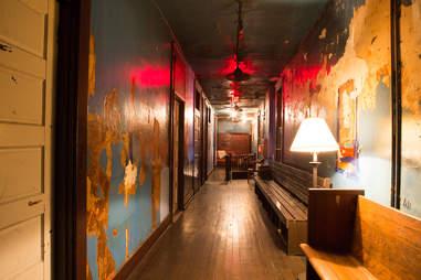 Upstairs Hallway Earnestine and Hazel's