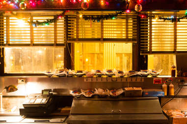 Grill Area Earnestine and Hazel's
