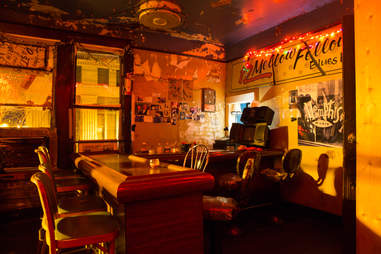 Upstairs Bar Earnestine and Hazel's