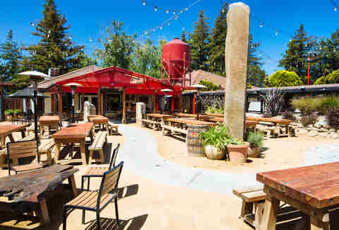 Lagunitas Petaluma TapRoom & Beer Sanctuary