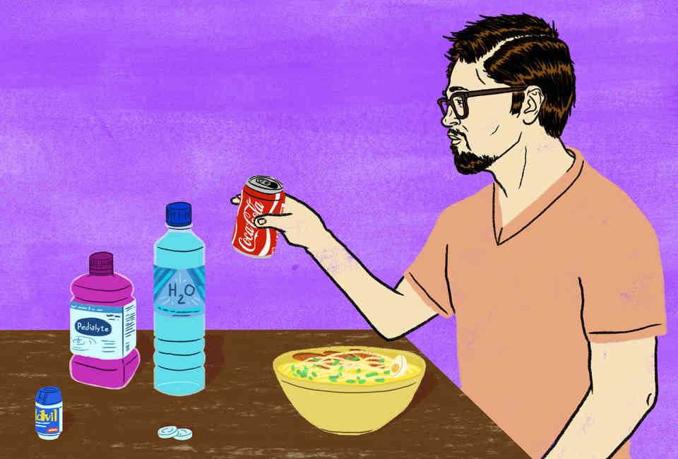 Best Hangover Cures, Tested and Ranked - Thrillist
