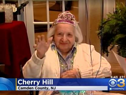 102-year-old woman says to eat