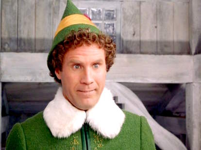 elf movies on christmas day