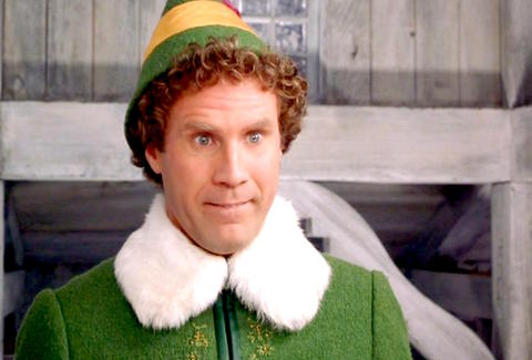 elf movies on christmas day