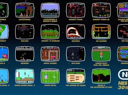 Nintendo NES Classic games ranked