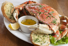 Where to Find the Best Dungeness Crab Dishes in the Bay