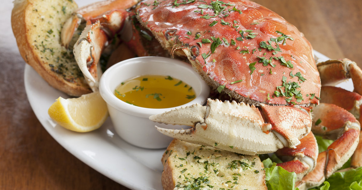 Best San Francisco Seafood Restauarants For Dungeness Crab