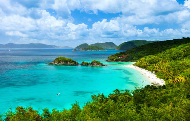 The US Virgin Islands Will Give You $300 to Spend There if You Go in 2017