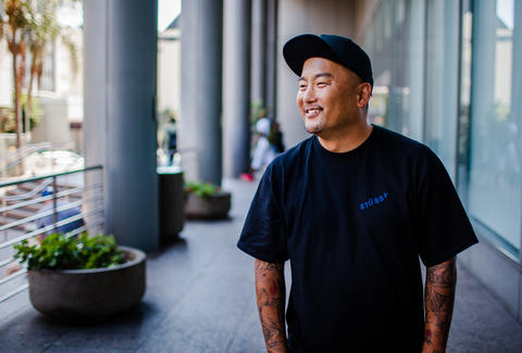 Roy Choi, Los Angeles, Locol